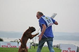 Torro v. Rusticana Campionato dell' Anno 2012, 1 brok adrenaline. Ontlading!